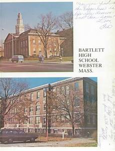 Explore 1977 Bartlett High School Yearbook, Webster MA ...