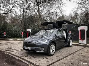 Tesla Porte Papillon : un week end en tesla model x 100d suv lectrique ~ Nature-et-papiers.com Idées de Décoration