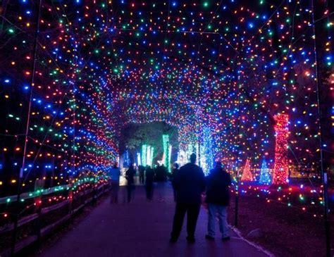12 best christmas light displays in michigan 2016