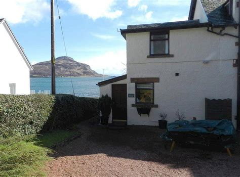Arran Cottage by Gardeners Cottage In Lamlash Isle Of Arran Isle Of Arran