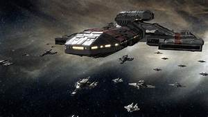 Monster Spaceships HD Backgrounds Wallpaper WallpaperLepi