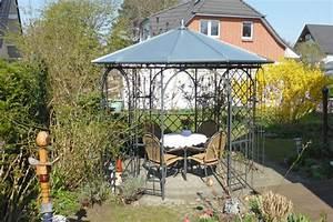 Metall Pavillon Mit Dach : metall pavillons ein hauch von romantik campgarden ~ Sanjose-hotels-ca.com Haus und Dekorationen