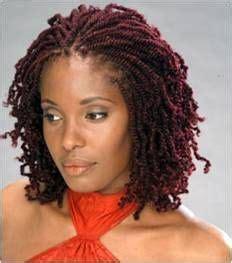 Silky Twists Hairstyles by Sensationnel Soft N Silky Afro Twist Braid Twist