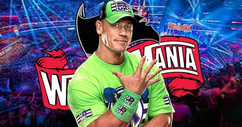 [Rumor] Is John Cena Planning To Retire From WWE At ...