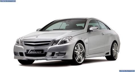 Mercedes E Class Modification by Mercedes Lorinser E Class Coupe