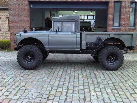 kaiser jeep lifted custom jeep kaiser m715 bing images