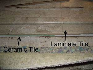 install laminate flooring over ceramic tile With can you lay laminate flooring over tile