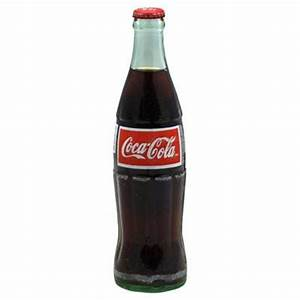 Mexi Coke Glass Bottle Real Sugar - Blooms Candy & Soda ...