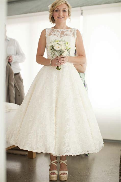 amymmjpg  tea length wedding dresses
