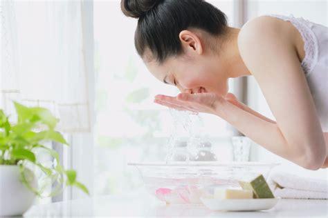 Korean face wash
