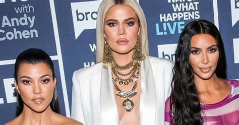 Khloe K. Attends Church With Kim, Kourtney, Kendall After ...