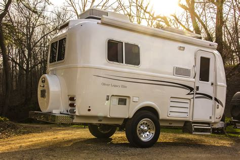 Check Out The Oliver Legacy Elite Travel Trailer
