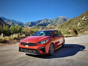 First Drive  2020 Kia Forte Gt 2 With 7