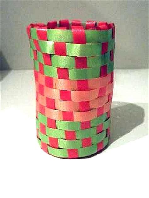 paper weaving crafts  kids