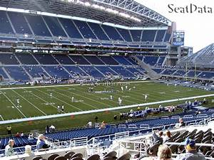Section 213 At Lumen Field Seattle Seahawks