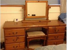 Two sets of bedroom furniture chalk paint & Estate