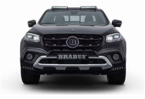 Mercedes Glc Class Modification by Want A More X Class Brabus Treatment For Mercedes
