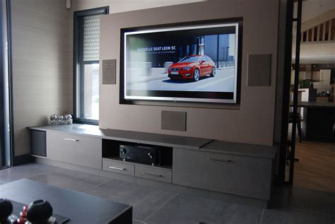 integration tv  son home cinema domowest