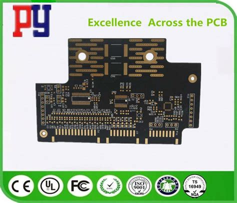 High Speed Pcb Printed Circuit Board Layer Quick Turn
