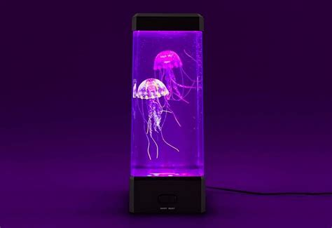 Jellyfish Aquarium @ Sharper Image from Sharper Image