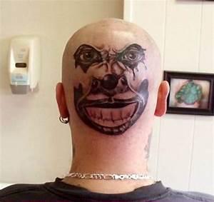 Mexican Clown Tattoo Accessories Powerful Companions