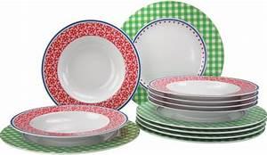 Geschirr Set Vintage : creatable tafelservice porzellan vintage 12tlg online kaufen otto ~ Markanthonyermac.com Haus und Dekorationen