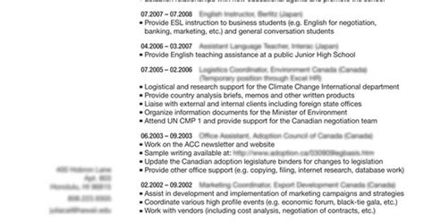 Unique Name For Your Resume by A Really Different Resume With Your Name At The Bottom