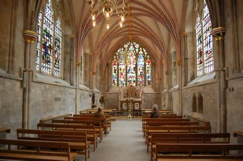 lady chapel chichester cathedral  julian p guffogg