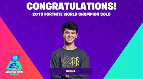 bugha wins  fortnite world cup solos finals recap