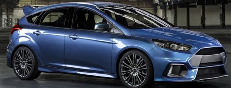 Ford Focus Rs Us Release by 2016 Ford Focus Rs Release Date