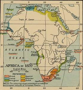 The Map of Africa Before Colonisation, Look at What Has ...