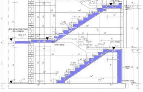Laufplattentreppen, Geschoßtreppen Aus Stahlbeton