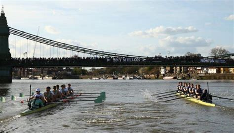 Boat Race 2017 Winner by The 2017 Boat Race Oxford Marked As Favourites To Win