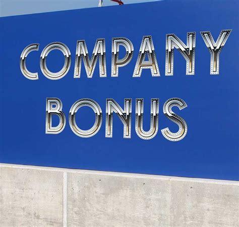 A Guide To: Company Bonus Schemes | Love2shop Business