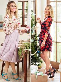 lauren conrad s christmas traditions revealed her go to