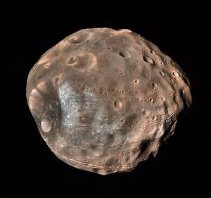 Mars Moon Phobos Captured By Curiosity Rover (Video)