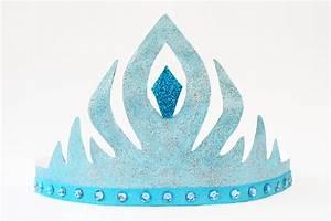 Frozen Princess Crown