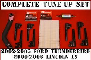 Tune Up Set Ford Thunderbird Lincoln Ls V8 3 9l Ignition