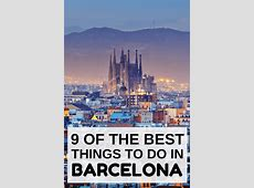 9 Things To Do In Barcelona For Sports Fans