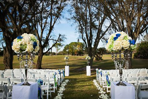 clearwater golf course wedding countryside country club