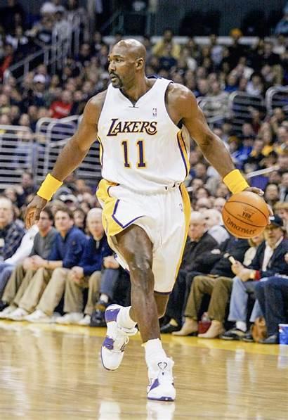 Malone Karl Nba Lakers Mailman Jazz Utah