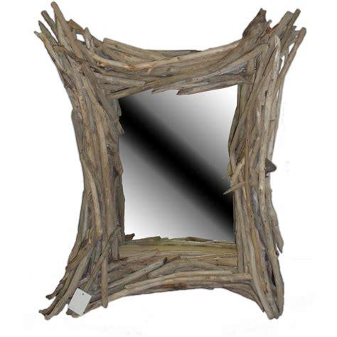 miroir bois pas cher maison design modanes