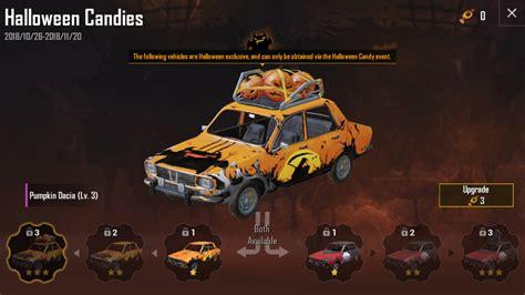 pubg mobile halloween   play night mode