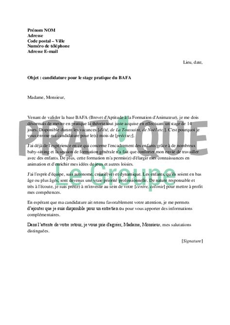 exemple lettre de motivation pour periscolaire ccmr
