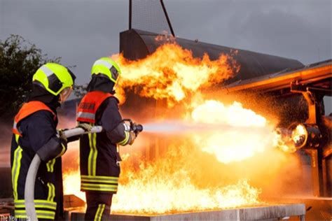 New fire-fighting training centre to open at Kigali ...