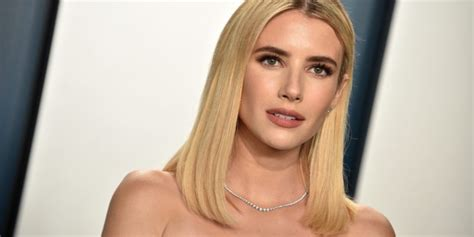 Emma Roberts' Latest Baby Bump Selfies Channel Chanel from ...