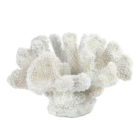 White Coral Decor - white coral decor wholesale at koehler home decor