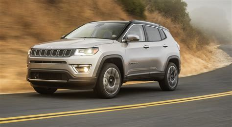 Jeep Car : 2018 Jeep Compass Unveiled At La Motor Show, Here Next