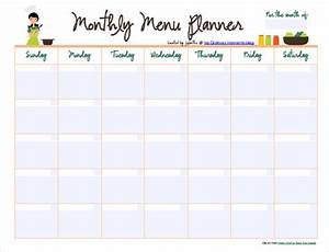 search results for menu plan weekly blank calendar 2015 With monthly dinner calendar template