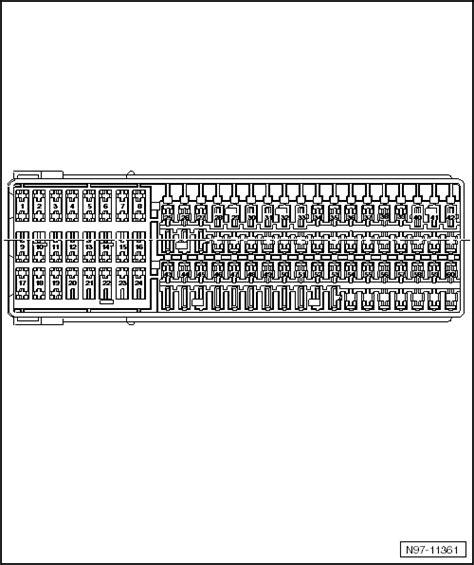 2011 Jettum Fuse Panel Diagram by Need 2011 Volkswagen Jetta Fusebox Diagram
